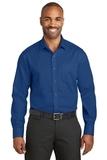 Red House Slim Fit NonIron Twill Shirt Blue Horizon Thumbnail