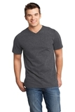 Young Men's Very Important Tee V-neck Heathered Charcoal Thumbnail