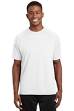 Dry Zone Short Sleeve Raglan T-shirt White Thumbnail