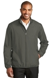 Zephyr Full-Zip Jacket Grey Steel Thumbnail