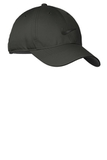 Nike Golf Dri-fit Swoosh Front Cap Anthracite with Black Thumbnail