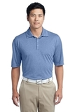 Nike Golf Dri-FIT Heather Polo Light Game Royal Heather Thumbnail