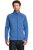 The North Face Canyon Flats Fleece Jacket Monster Blue Heather Thumbnail