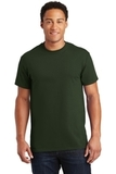 Ultra Cotton 100 Cotton T-shirt Forest Thumbnail