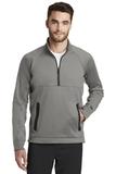 New Era Venue Fleece 1/4-Zip Pullover Shadow Grey Thumbnail