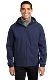 Essential Rain Jacket True Navy Thumbnail