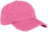 Distressed Cap True Pink Thumbnail