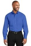 Red House Dobby Non-iron Button-down Shirt Medium Blue Thumbnail