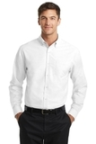Superpro Oxford Shirt White Thumbnail