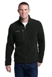 Eddie Bauer Full-zip Fleece Jacket Black Thumbnail