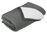 Mountain Lodge Blanket Hearth Grey Thumbnail