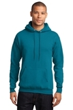 7.8-oz Pullover Hooded Sweatshirt Teal Thumbnail