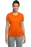 Women's PosiCharge Competitor Tee Deep Orange Thumbnail