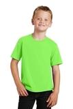 Youth Fan Favorite Tee Flash Green Thumbnail