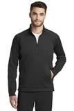 New Era Venue Fleece 1/4-Zip Pullover Black Thumbnail