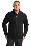Port Authority R-tek Pro Fleece Full-zip Jacket Black with Black Thumbnail