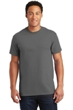 Ultra Cotton 100 Cotton T-shirt Charcoal Thumbnail