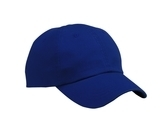 Washed Twill Cap Royal Thumbnail