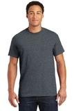 Ultra Blend 50/50 Cotton / Poly T-shirt Dark Heather Thumbnail