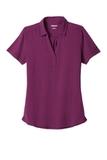 Women's OGIO Limit Polo Purple Fuel Thumbnail