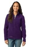 Women's Eddie Bauer Full-zip Fleece Jacket Blackberry Thumbnail