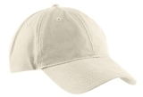 Brushed Twill Low Profile Cap Stone Thumbnail