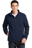 Value Fleece Jacket True Navy Thumbnail