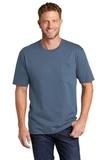 Workwear Pocket Tee Regatta Blue Thumbnail