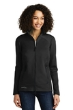 Women's Eddie Bauer Highpoint Fleece Jacket Black Thumbnail