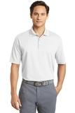 Nike Golf Dri-FIT Micro Pique Polo Shirt White Thumbnail