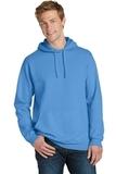 Beach Wash Garment-Dyed Pullover Hooded Sweatshirt Blue Moon Thumbnail