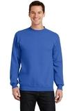 7.8-oz Crewneck Sweatshirt Royal Thumbnail