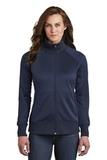 Women's The North Face Tech Full-Zip Fleece Jacket Urban Navy Thumbnail