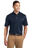 Tall Dri-mesh Polo Navy Thumbnail