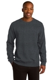 Crewneck Sweatshirt Graphite Heather Thumbnail