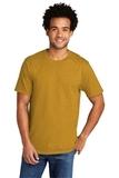 Port & Company Tri-Blend Tee Ochre Yellow Heather Thumbnail