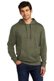 V.I.T.Fleece Hoodie Heathered Olive Thumbnail