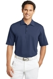 Nike Golf Shirt Nike Sphere Dry Diamond Diffused Blue Thumbnail