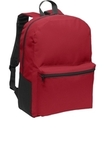 Value Backpack Red Thumbnail