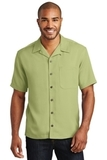 Easy Care Camp Shirt Celery Thumbnail