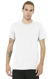 BELLACANVAS Unisex Jersey Short Sleeve Tee White Thumbnail