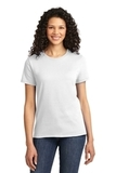 Women's Essential T-shirt White Thumbnail