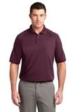 Dry Zone Ottoman Polo Shirt Maroon Thumbnail