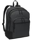 Basic Backpack Dark Charcoal Thumbnail