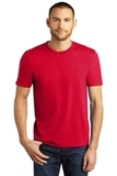 District Made Perfect Tri Crew Tee Classic Red Thumbnail