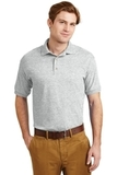 Ultra Blend 5.6-ounce Jersey Knit Sport Shirt Ash Thumbnail