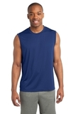 Sleeveless Competitor Tee True Royal Thumbnail