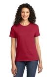 Women's Essential T-shirt Red Thumbnail