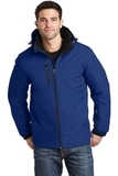 Vortex Waterproof 3-in-1 Jacket Night Sky Blue with Black Thumbnail