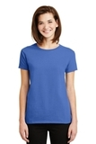 Women's Ultra Cotton 100 Cotton T-shirt Iris Thumbnail